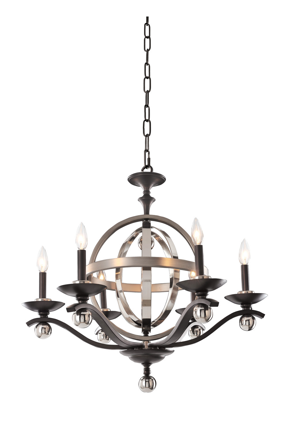 61 Light Chandelier From The Rothwell Collection By Kalco 6597
