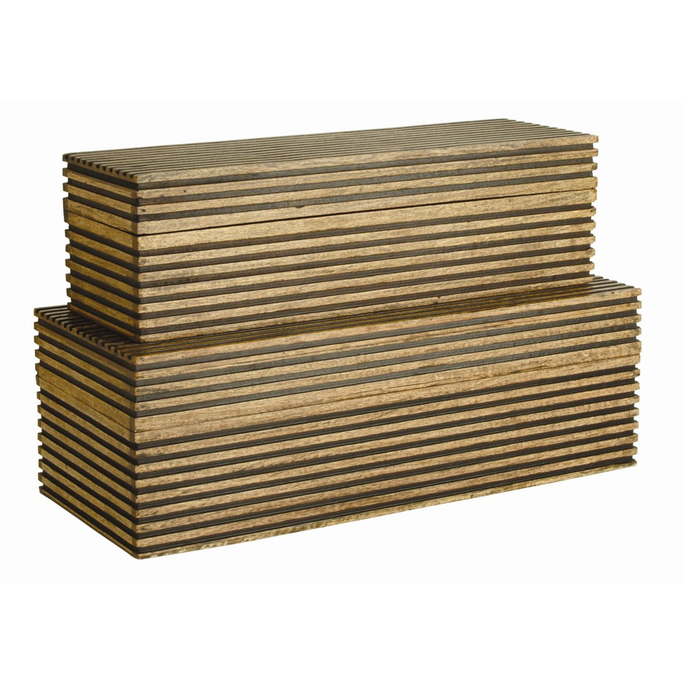 Boxes Set of 2 from the Trinity collection by Arteriors 2222