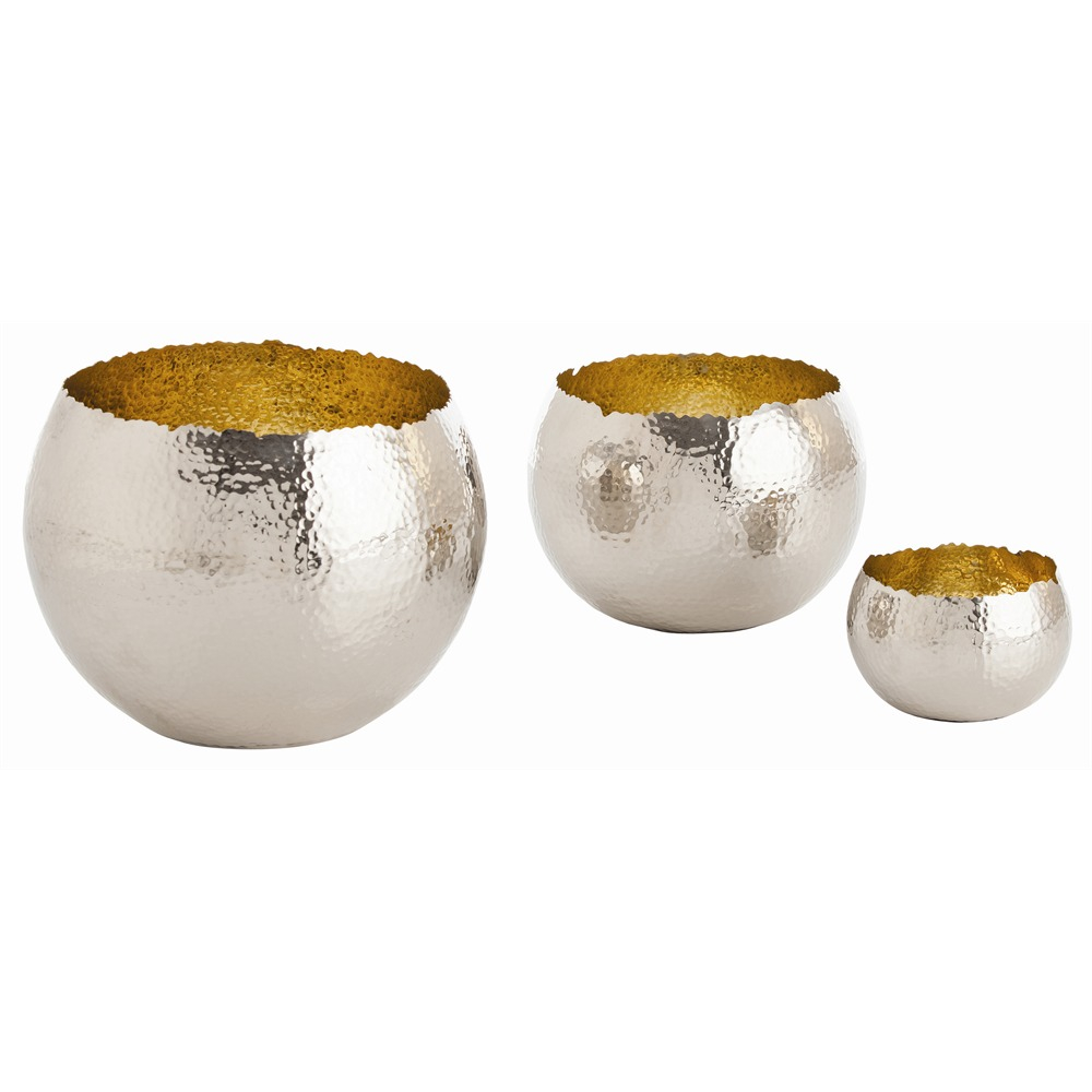 Bowls Set of 3 from the Alessandrias collection by Arteriors 2477