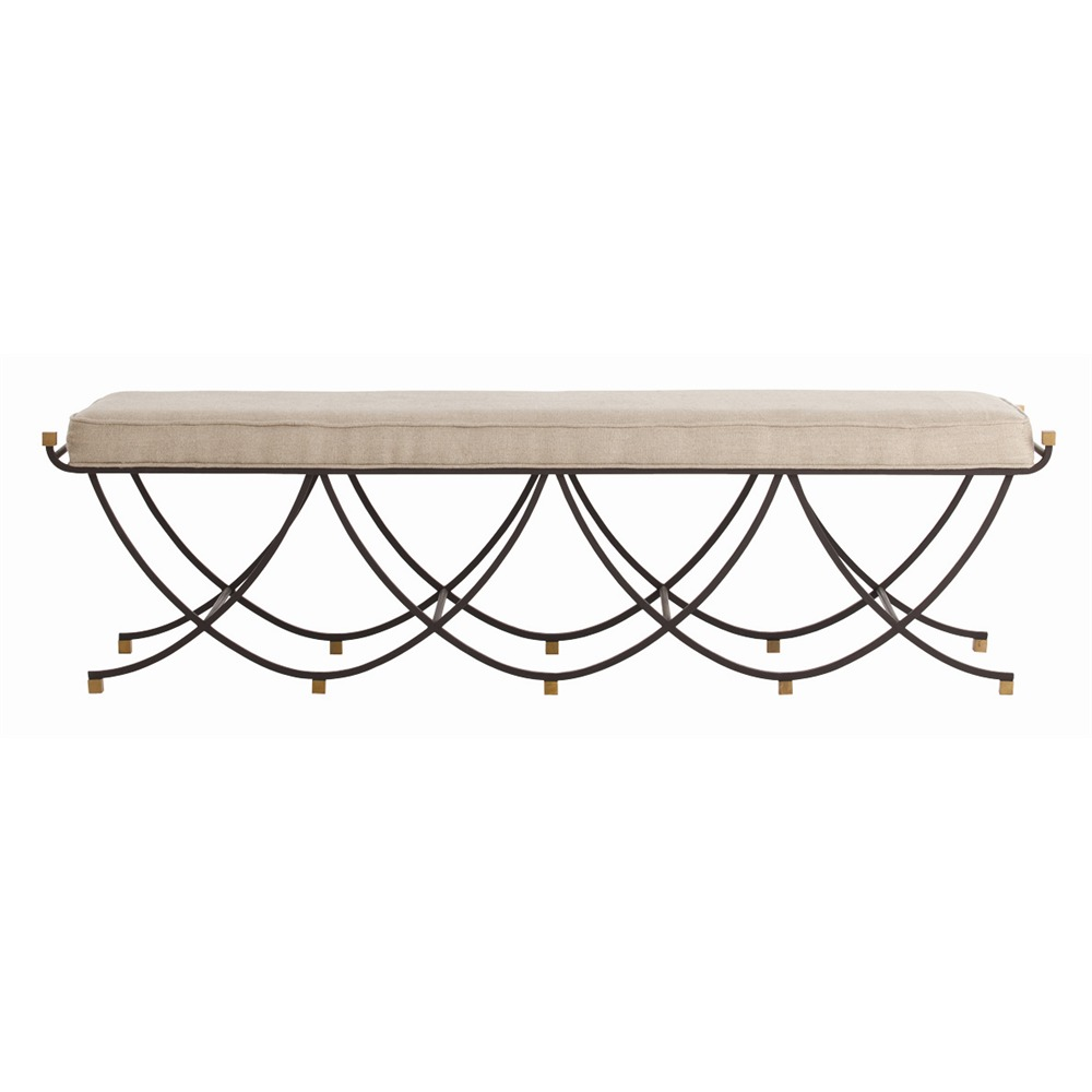 Bench from the Felice collection by Arteriors 6772