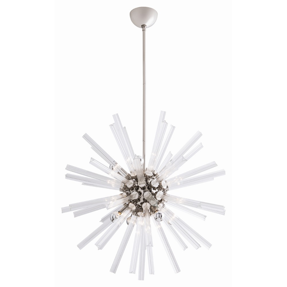 Eight Light Chandelier from the Hanley collection by Arteriors 89010