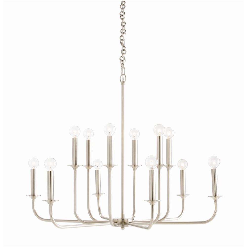 12 Light Chandelier from the Breck collection by Arteriors 89416