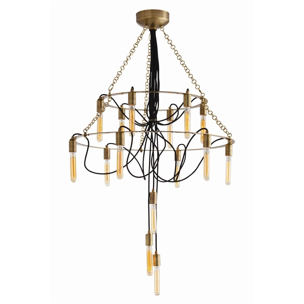 12 Light Chandelier from the Winston collection by Arteriors 89668