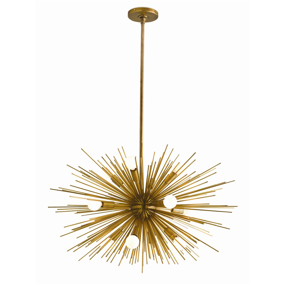 12 Light Chandelier from the Zanadoo collection by Arteriors 89669