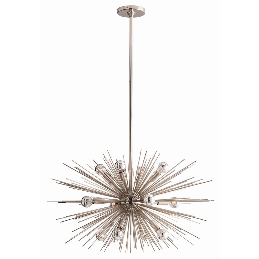 12 Light Chandelier from the Zanadoo collection by Arteriors 89670