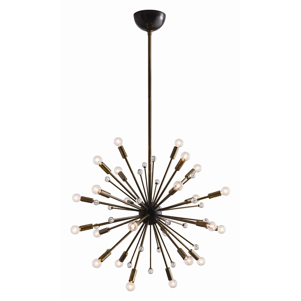 24 Light Chandelier from the Imogene collection by Arteriors 89976