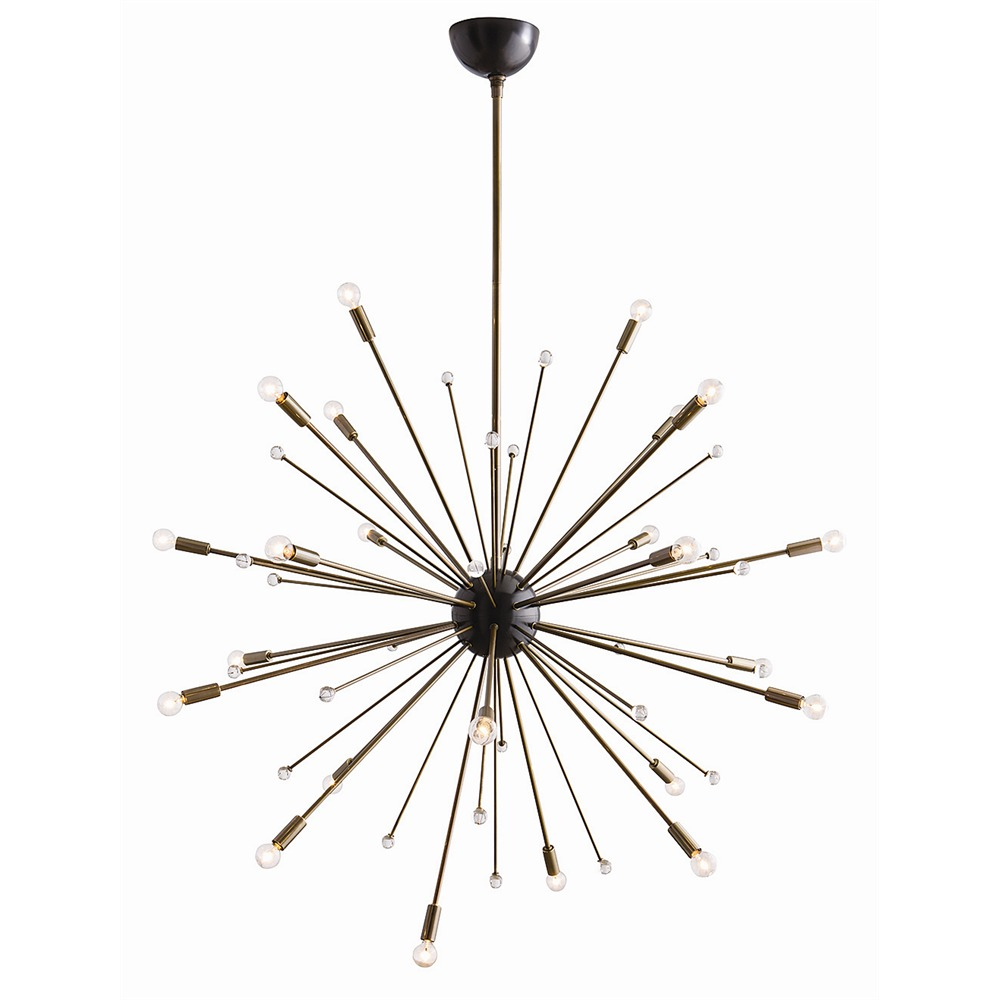 24 Light Chandelier from the Imogene collection by Arteriors 89979