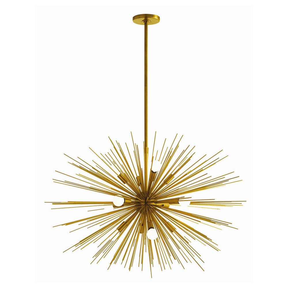 12 Light Chandelier from the Zanadoo collection by Arteriors 89991