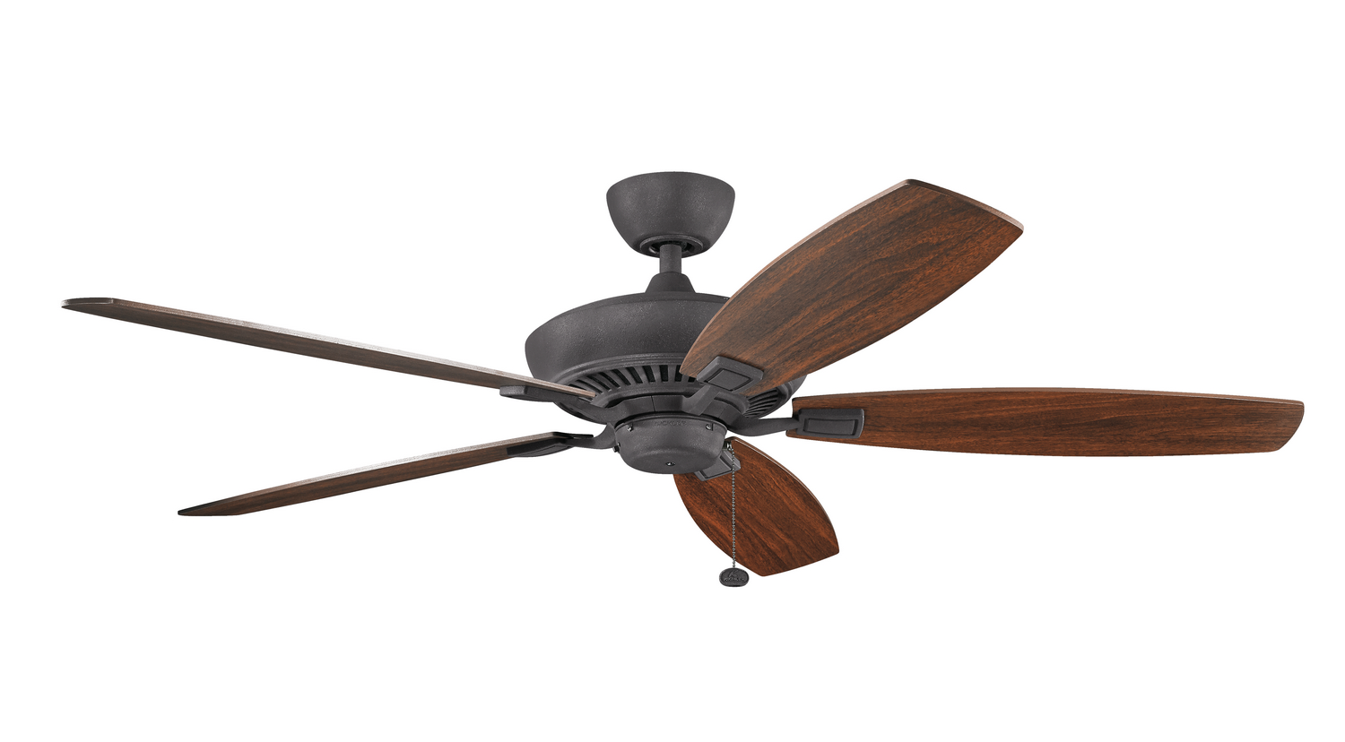 60 inchCeiling Fan from the Canfield collection by Kichler 300188DBK