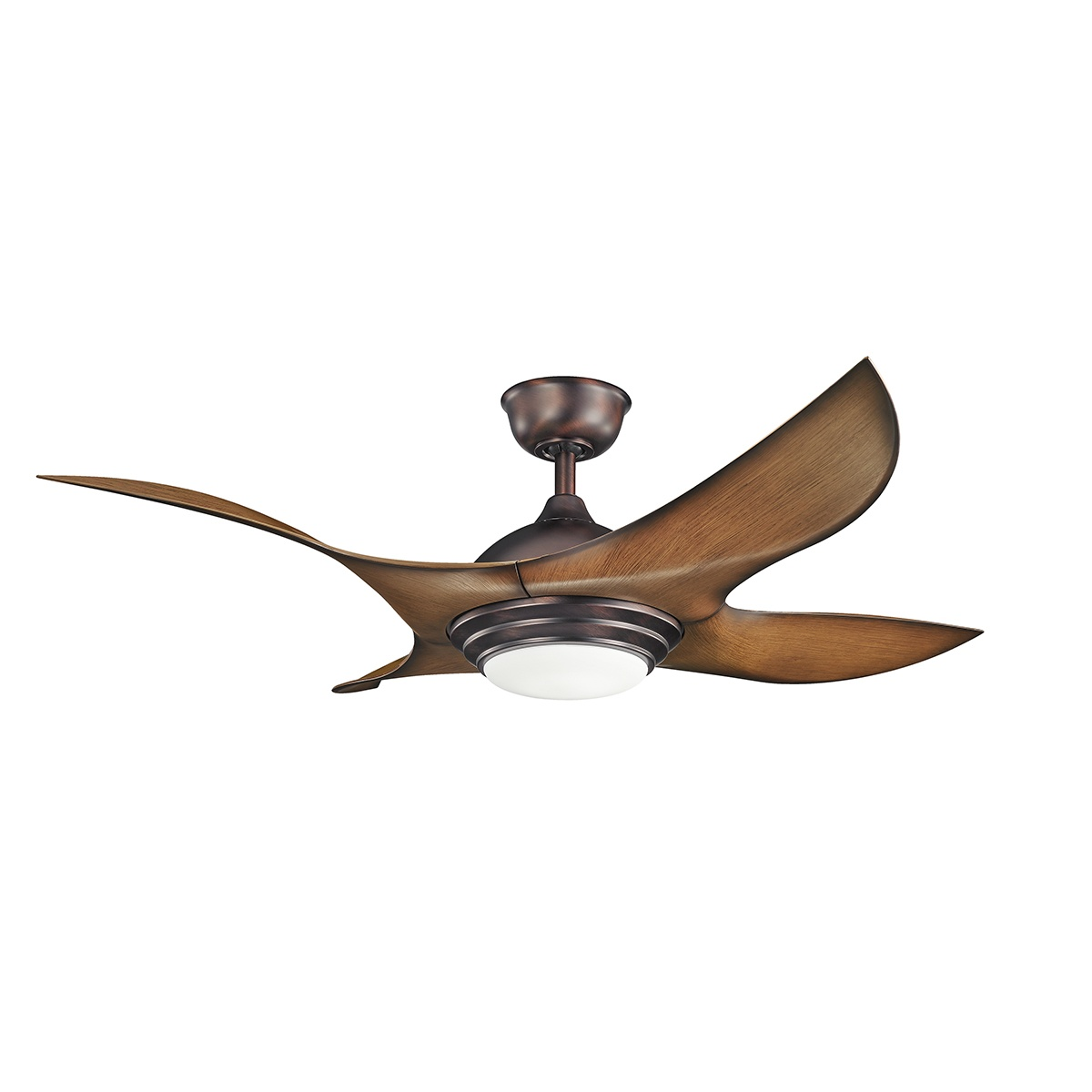 52 inchCeiling Fan from the Shuriken collection by Kichler 300209OBB