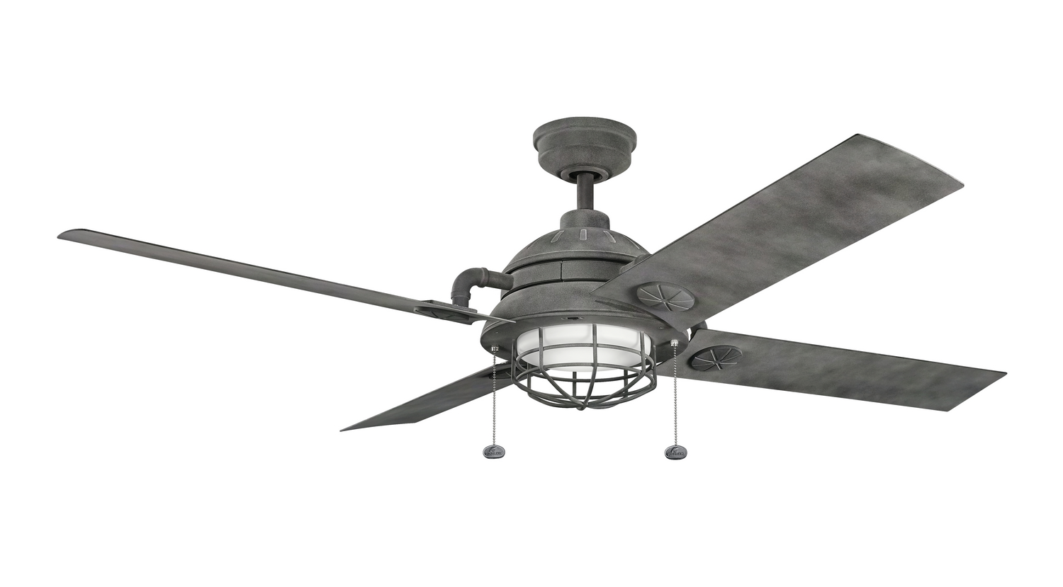 65 inchCeiling Fan from the Maor collection by Kichler 310136WZC