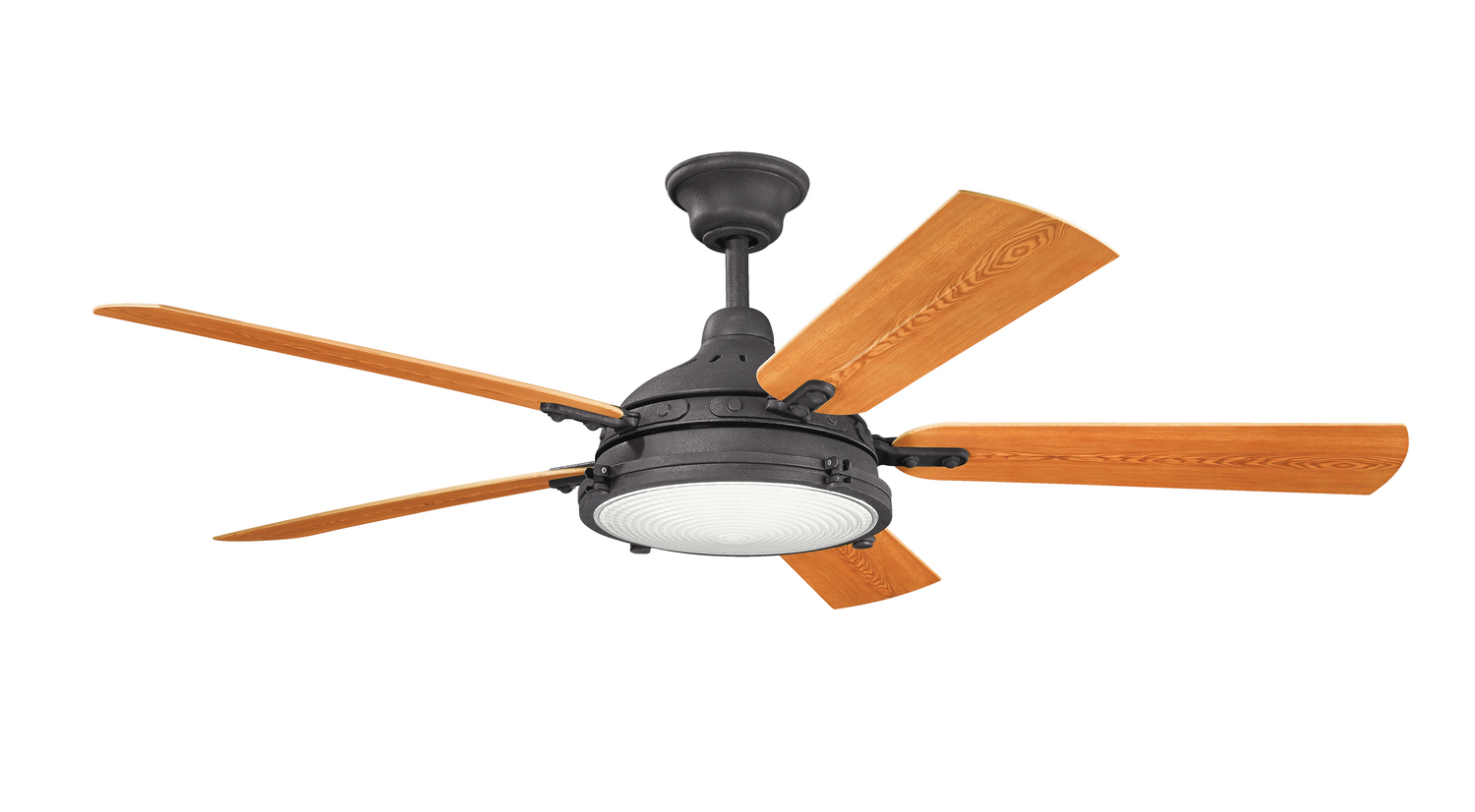 60 inchCeiling Fan from the Patio collection by Kichler 310117DBK