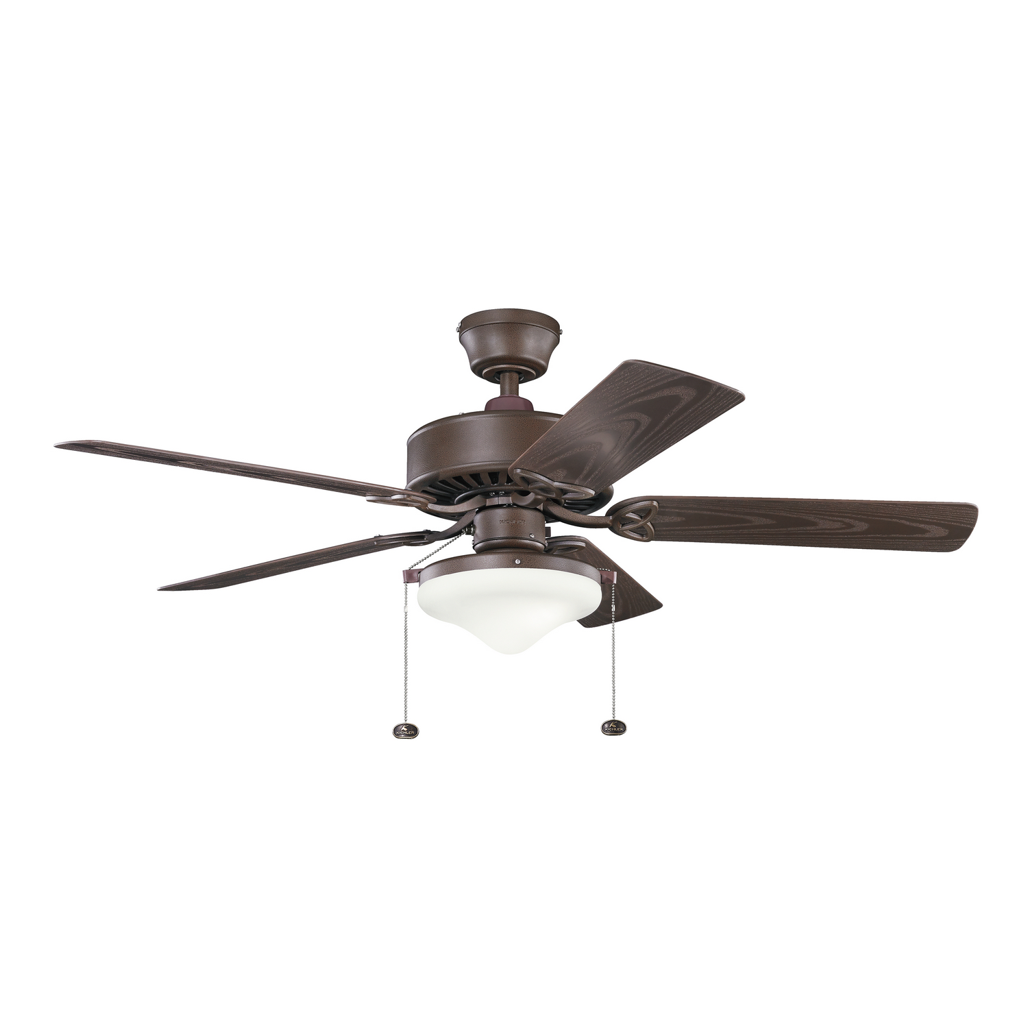 52 inchCeiling Fan from the Patio collection by Kichler 339516TZP