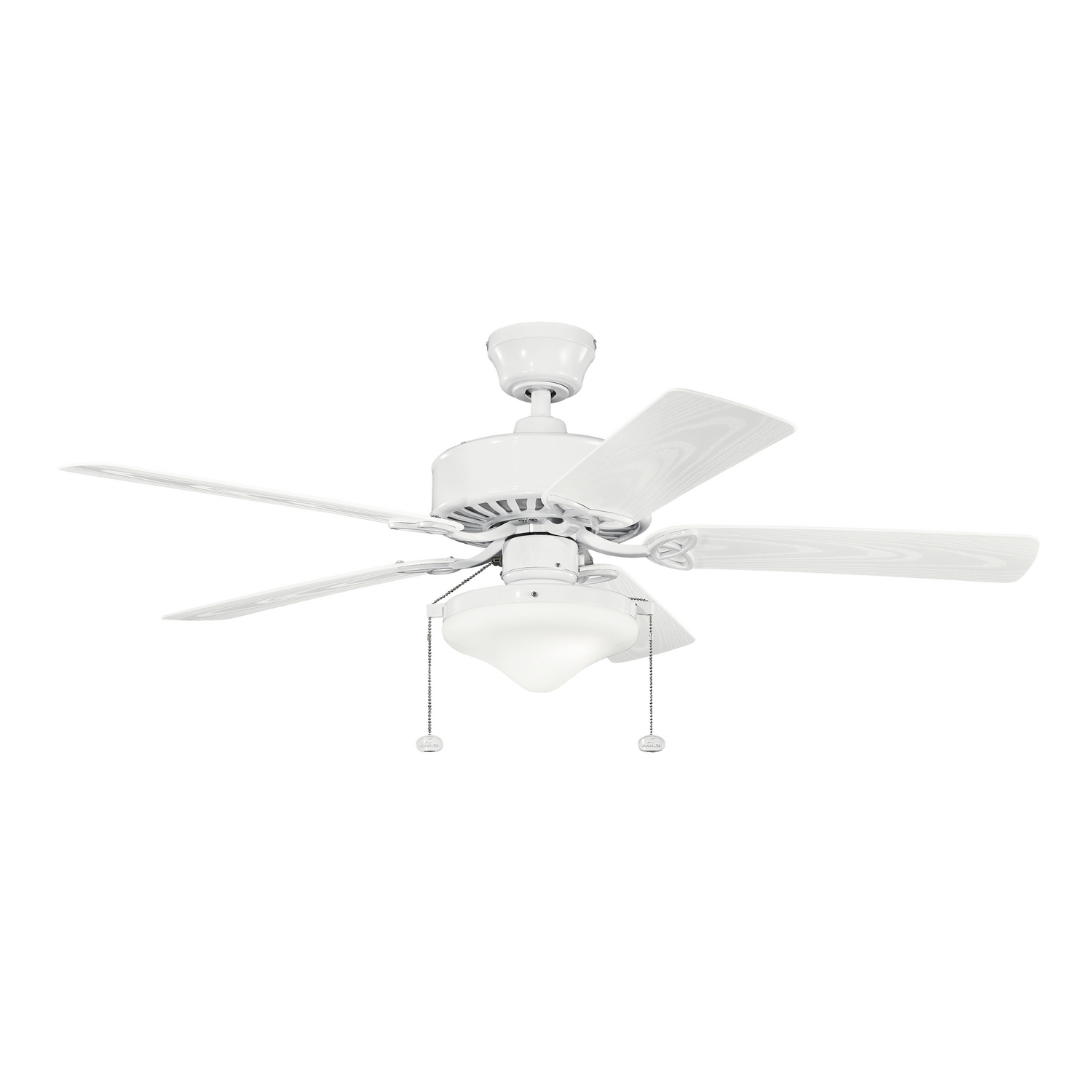 52 inchCeiling Fan from the Patio collection by Kichler 339516WH