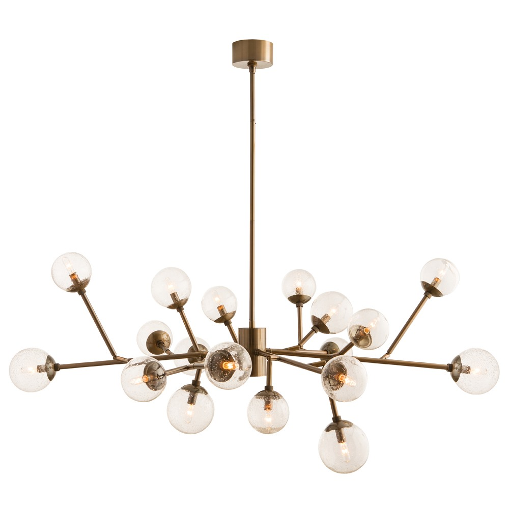18 Light Chandelier from the Dallas collection by Arteriors 89966