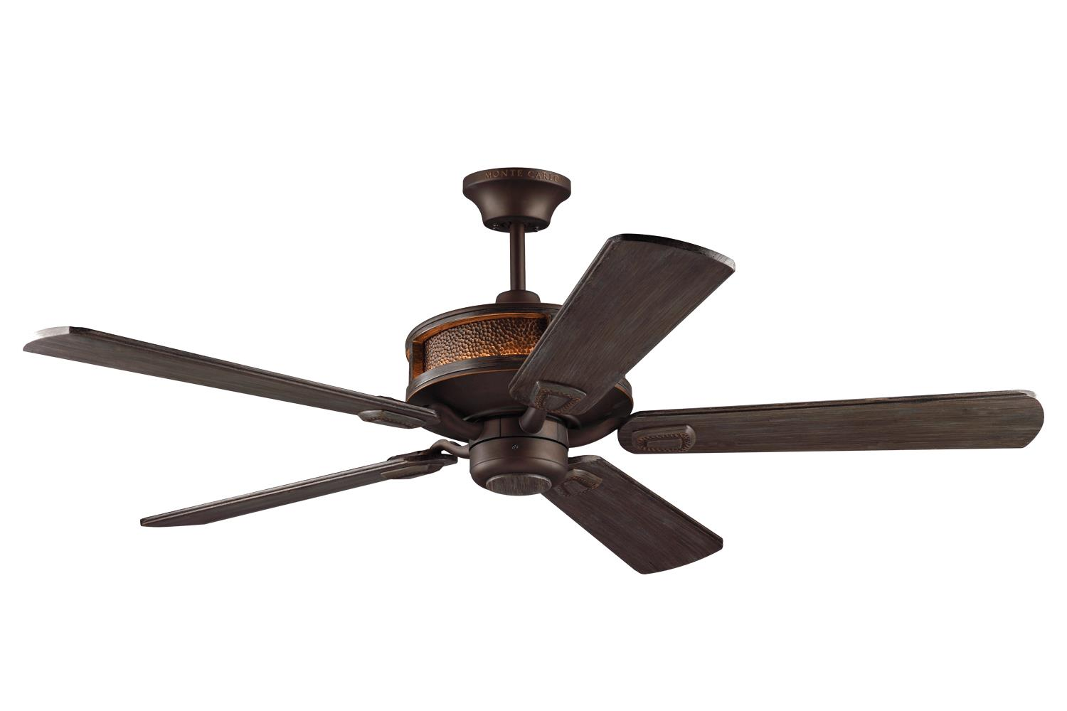 56 inchCeiling Fan from the Artizan collection by Monte Carlo 5AZR56RB