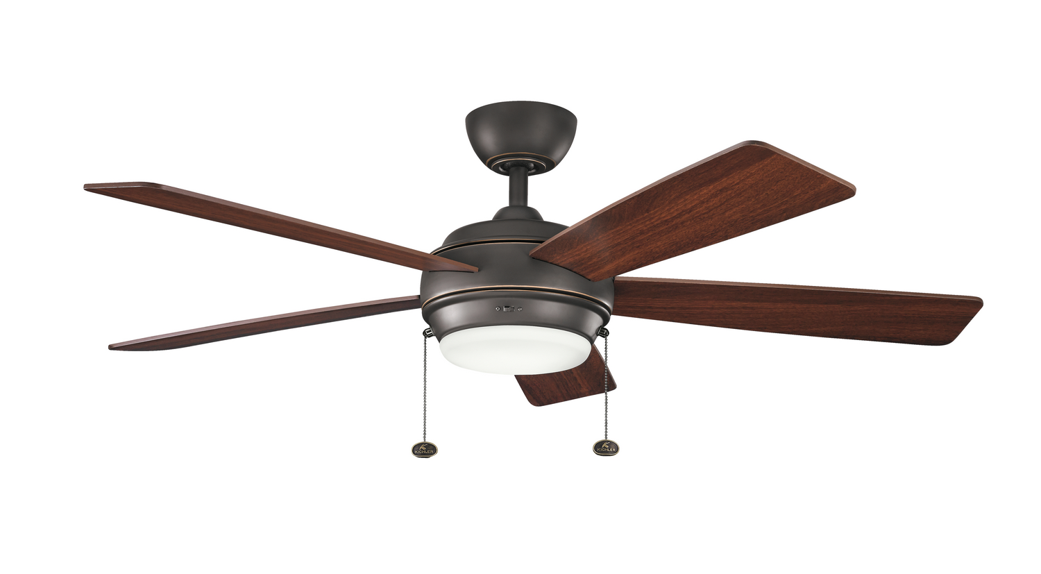 52 inchCeiling Fan from the Starkk collection by Kichler 300173OZ