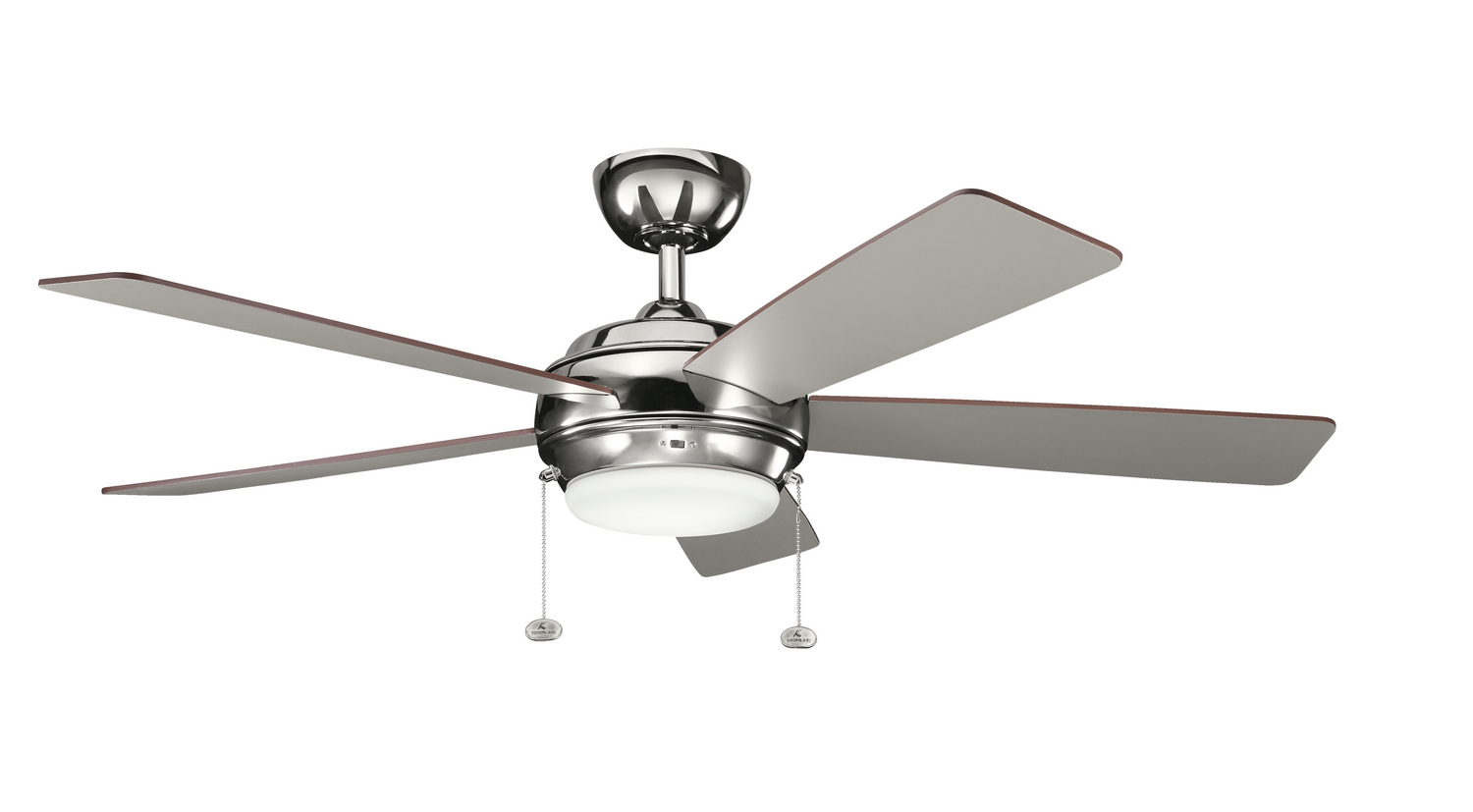 52 inchCeiling Fan from the Starkk collection by Kichler 300173PN