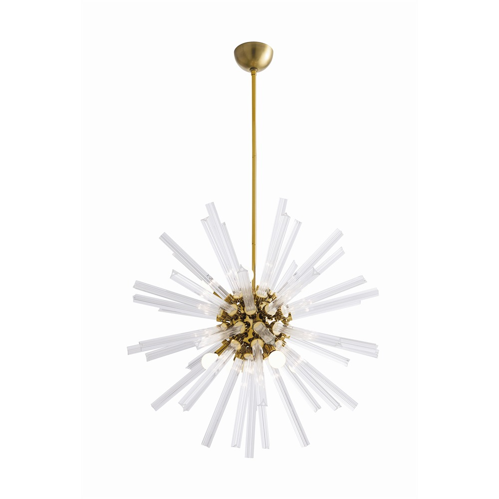 Eight Light Chandelier from the Hanley collection by Arteriors 89011