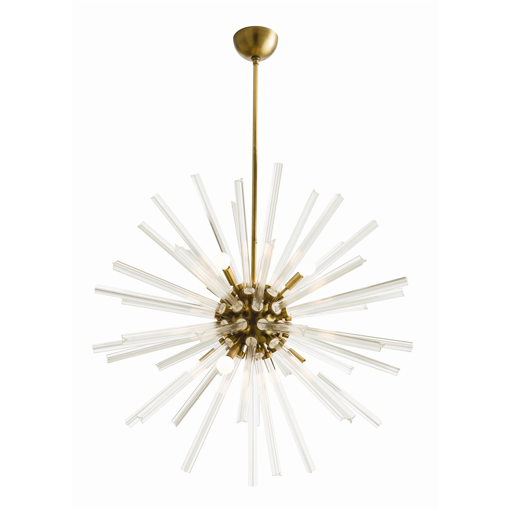 Eight Light Chandelier from the Hanley collection by Arteriors 89012