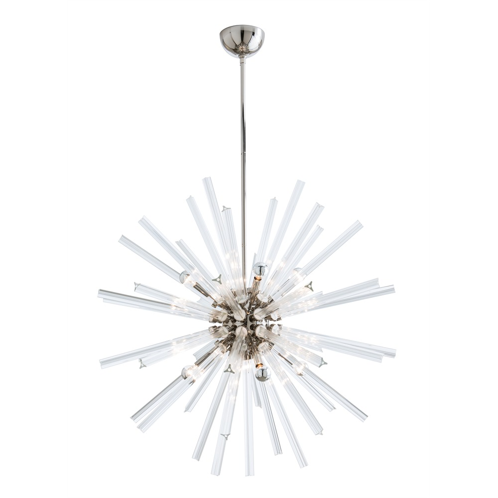 Eight Light Chandelier from the Hanley collection by Arteriors 89013