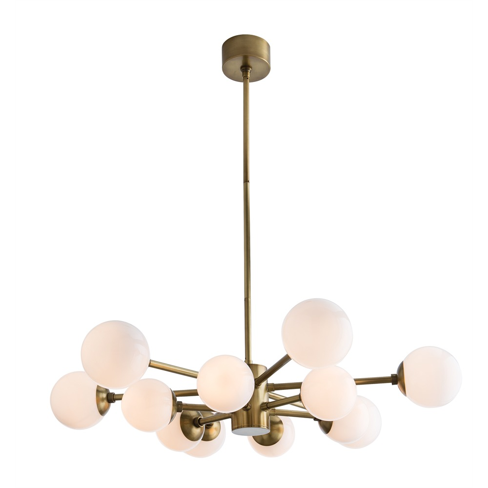 12 Light Chandelier from the Karrington collection by Arteriors 89016