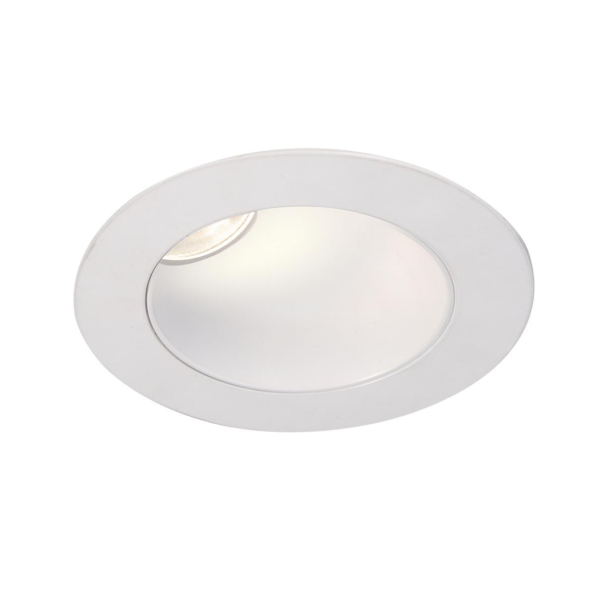*NEW* Juno Lighting 264W-WH 6-Inch Recessed Trim Adj Tapered White Baffle//Trim