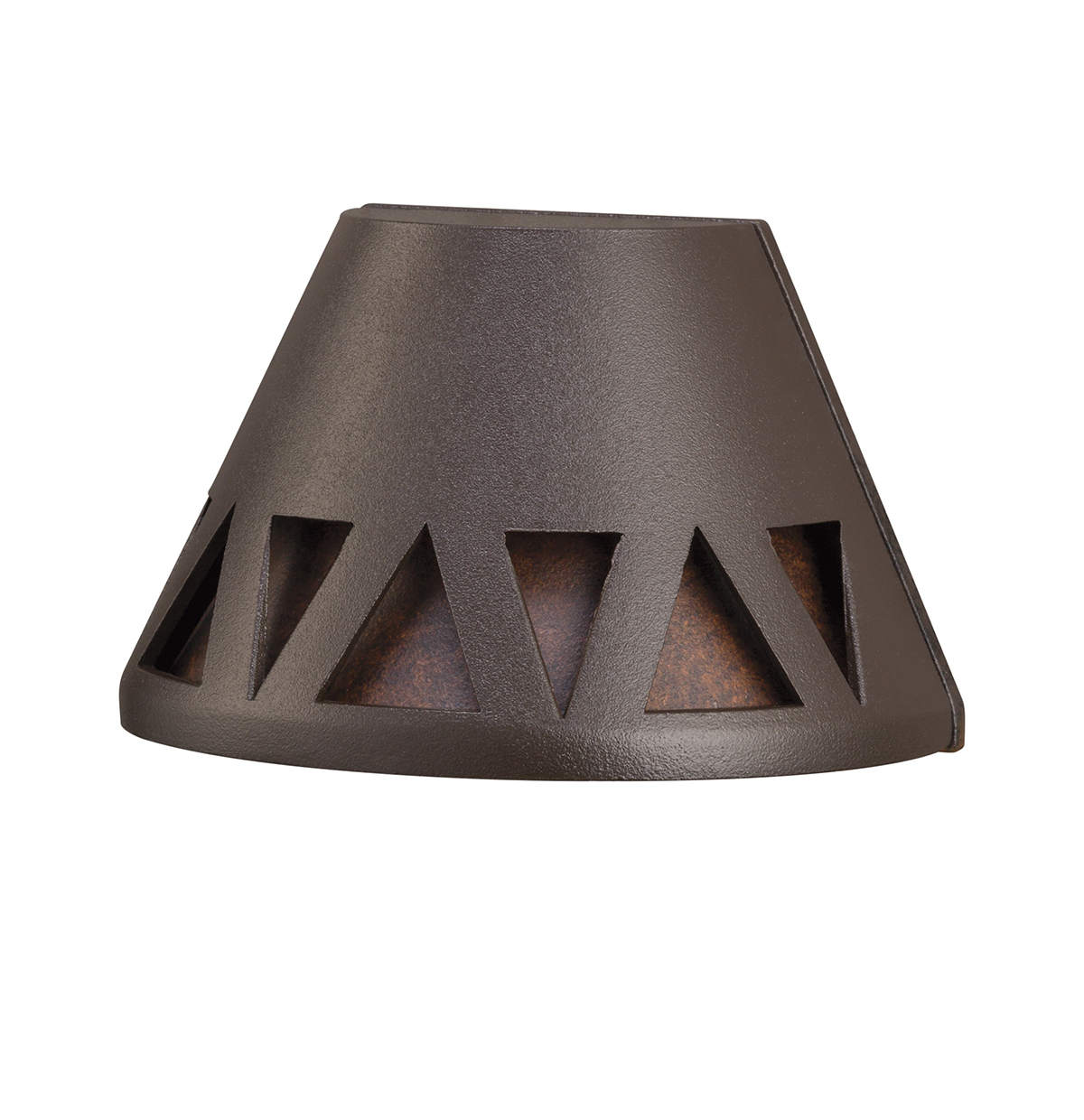 Deck Light from the No Family collection by Kichler 16112AZT27