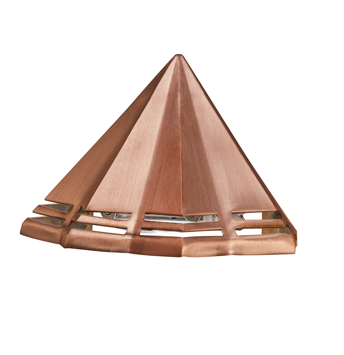 Deck Light from the No Family collection by Kichler 16113CO30