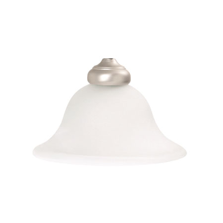 9 inch Alabaster Glass from the Glass collection by Capital Lighting G224
