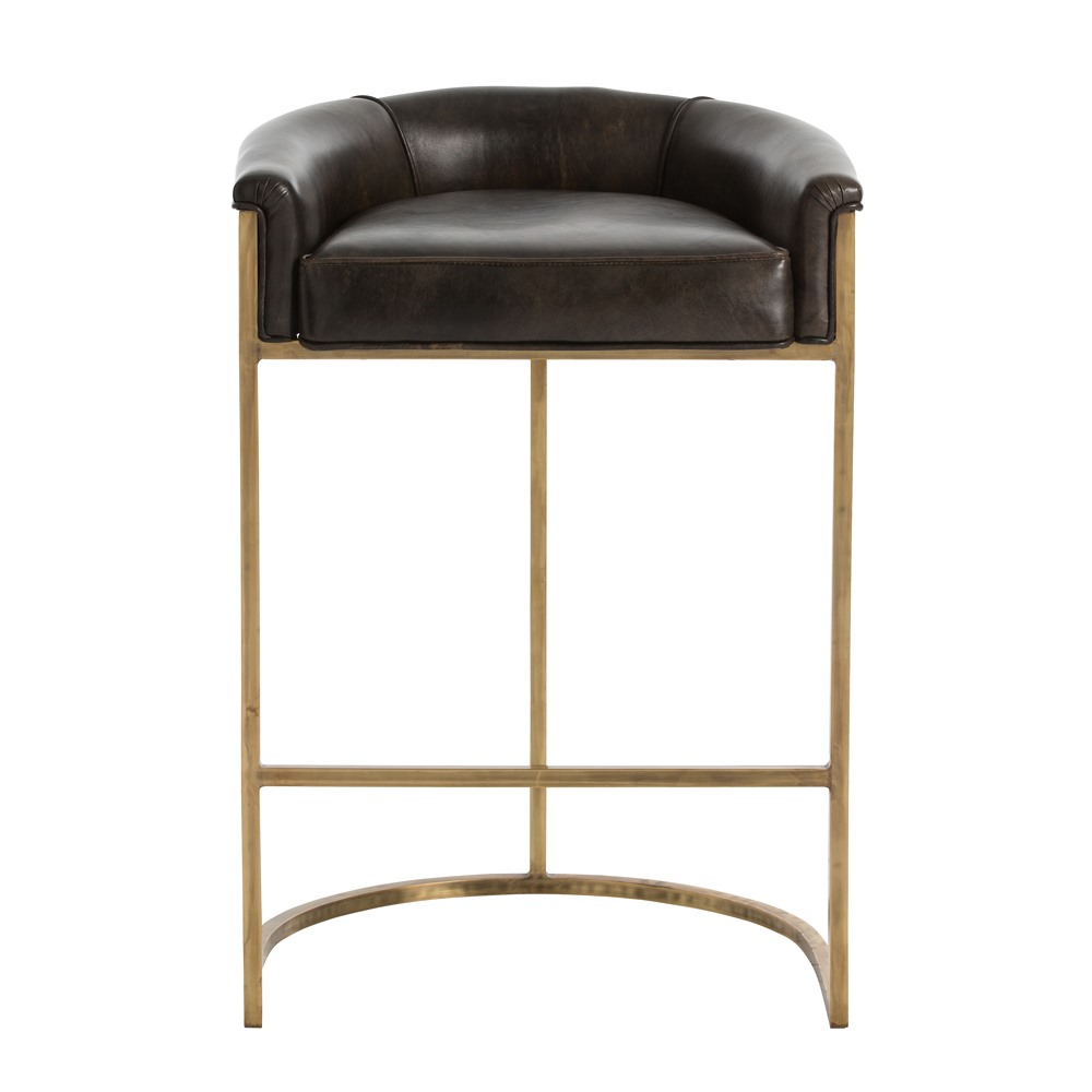 Barstool from the Calvin collection by Arteriors 2803