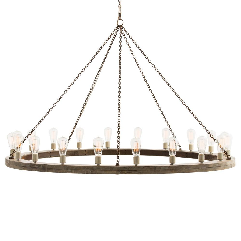 20 Light Chandelier from the Geoffrey collection by Arteriors 84175