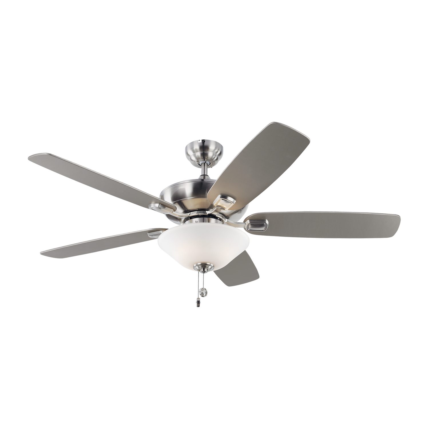 52 inchCeiling Fan from the Colony Max Plus collection by Monte Carlo 5COM52BSD