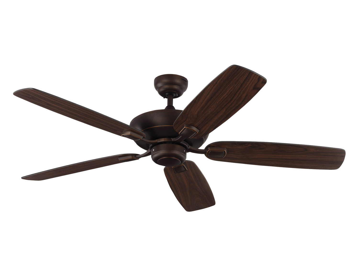 52 inchCeiling Fan from the Colony Max collection by Monte Carlo 5COM52RB
