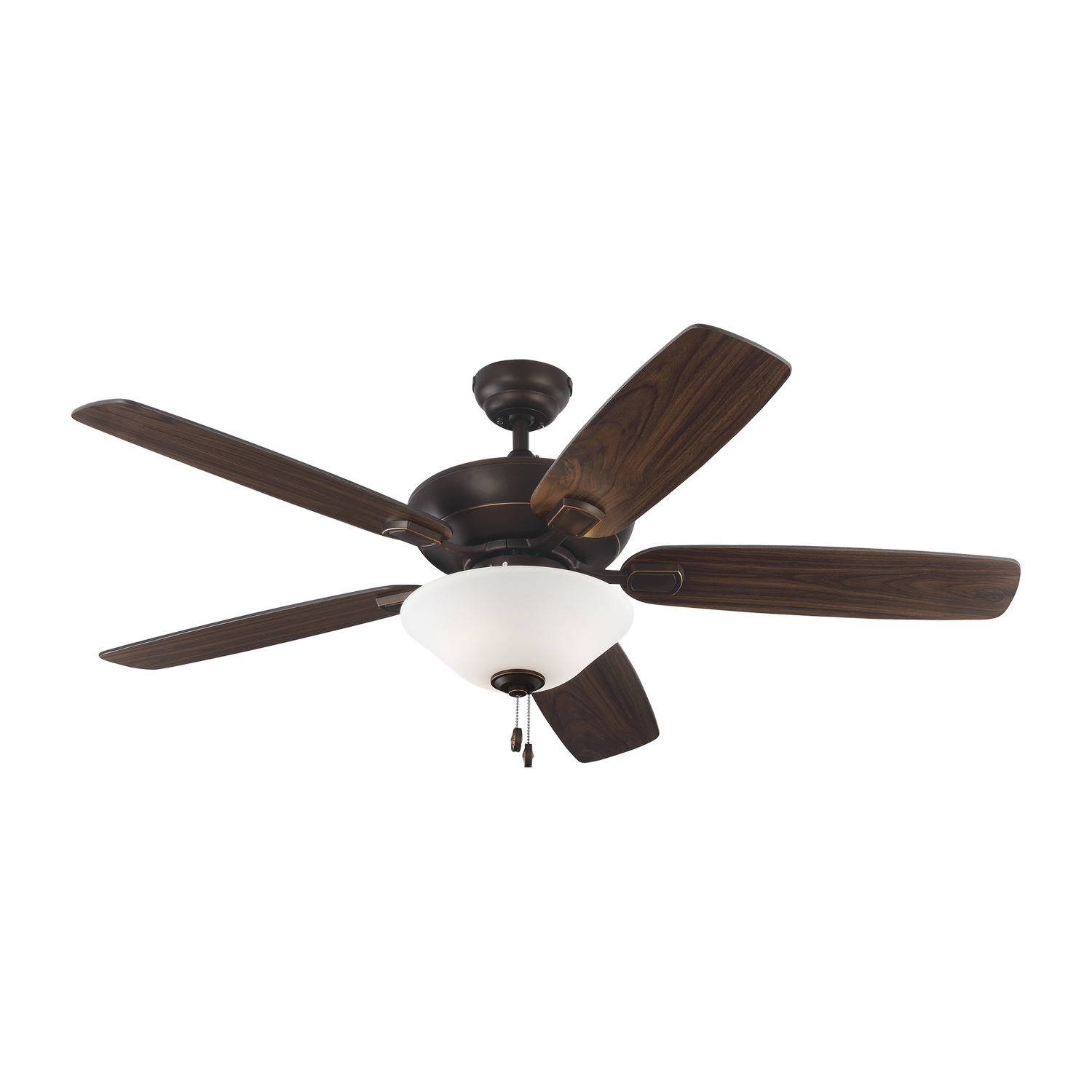 52 inchCeiling Fan from the Colony Max Plus collection by Monte Carlo 5COM52RBD