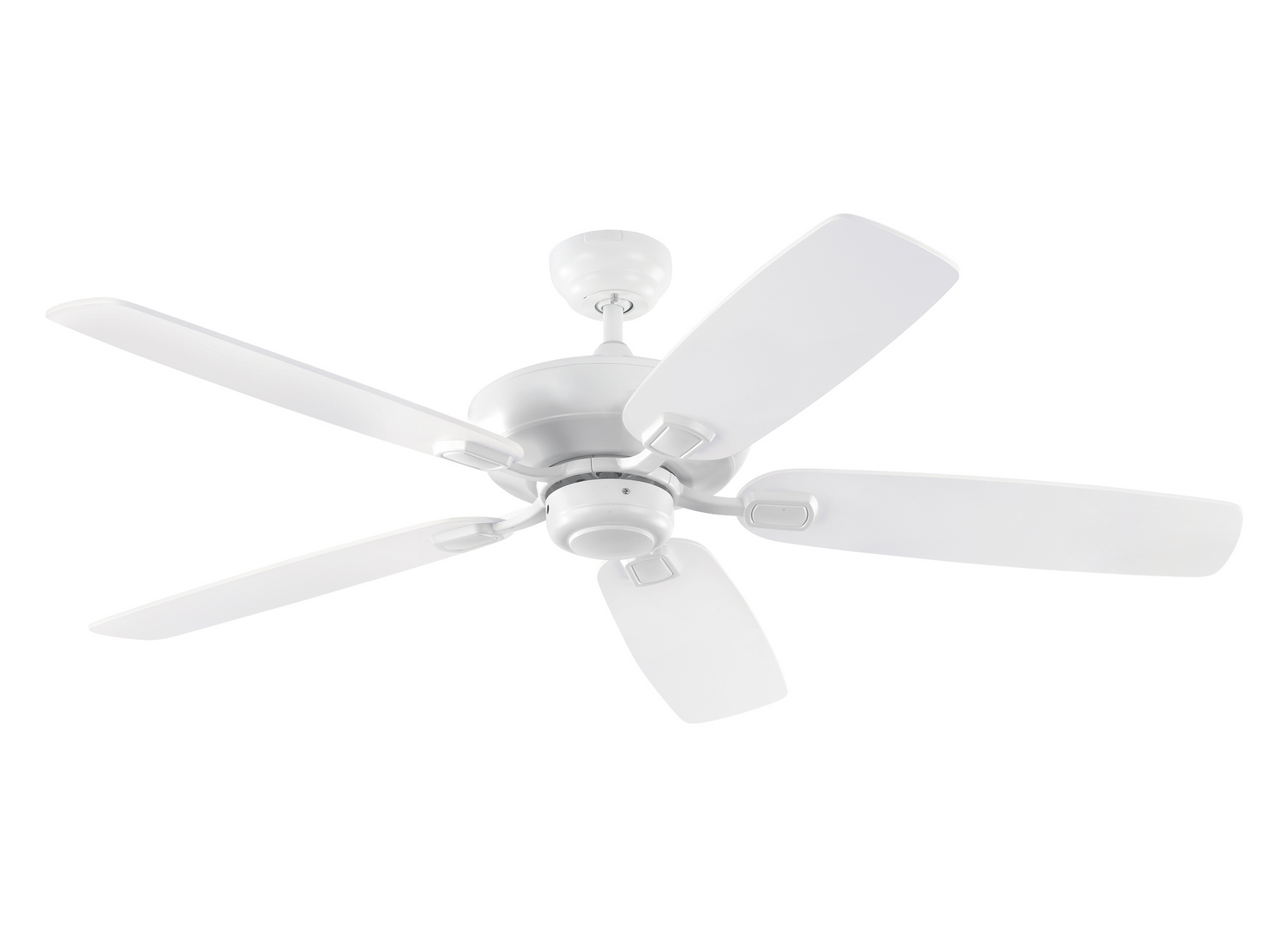 52 inchCeiling Fan from the Colony Max collection by Monte Carlo 5COM52RZW