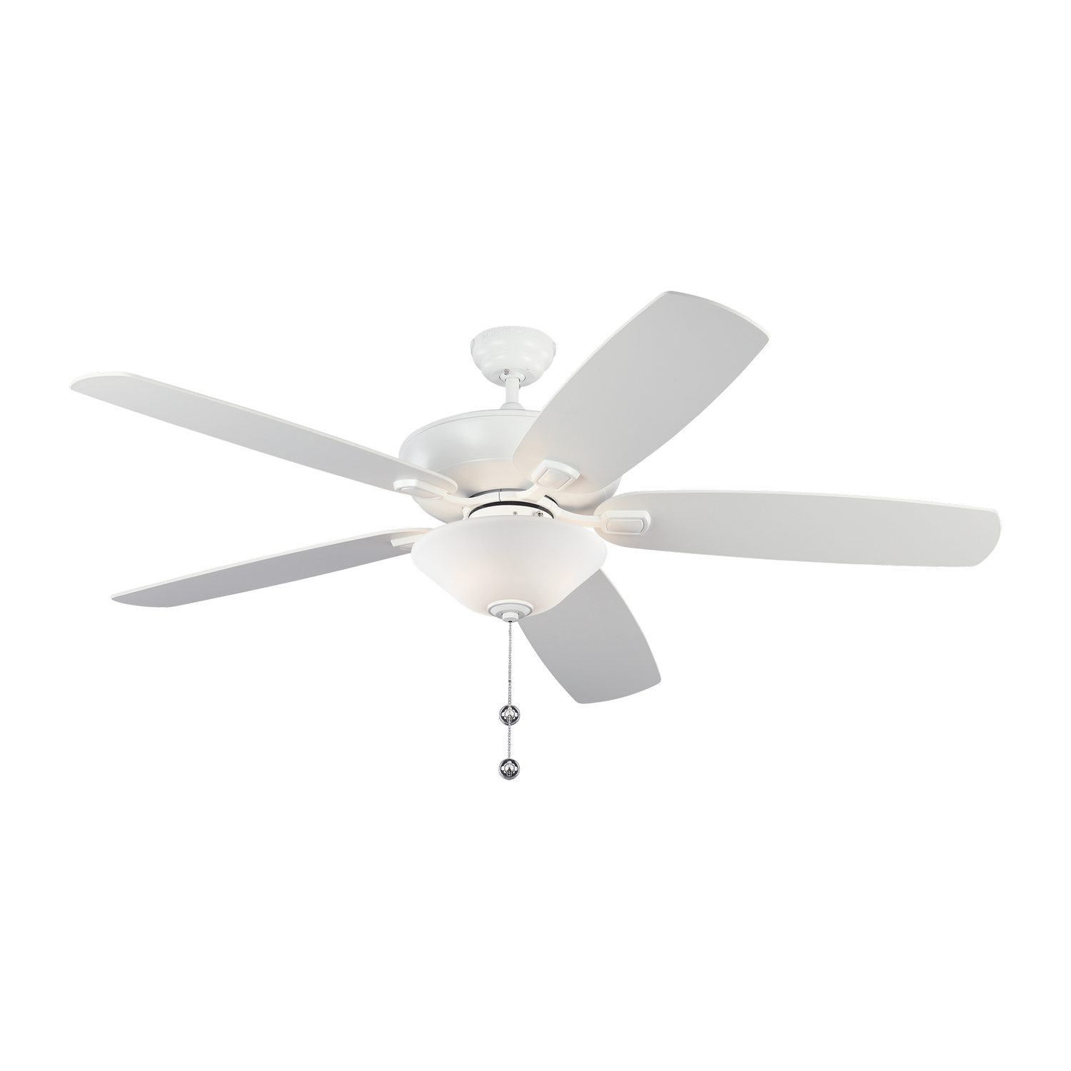 60 inchCeiling Fan from the Colony Super Max Plus collection by Monte Carlo 5CSM60RZWD