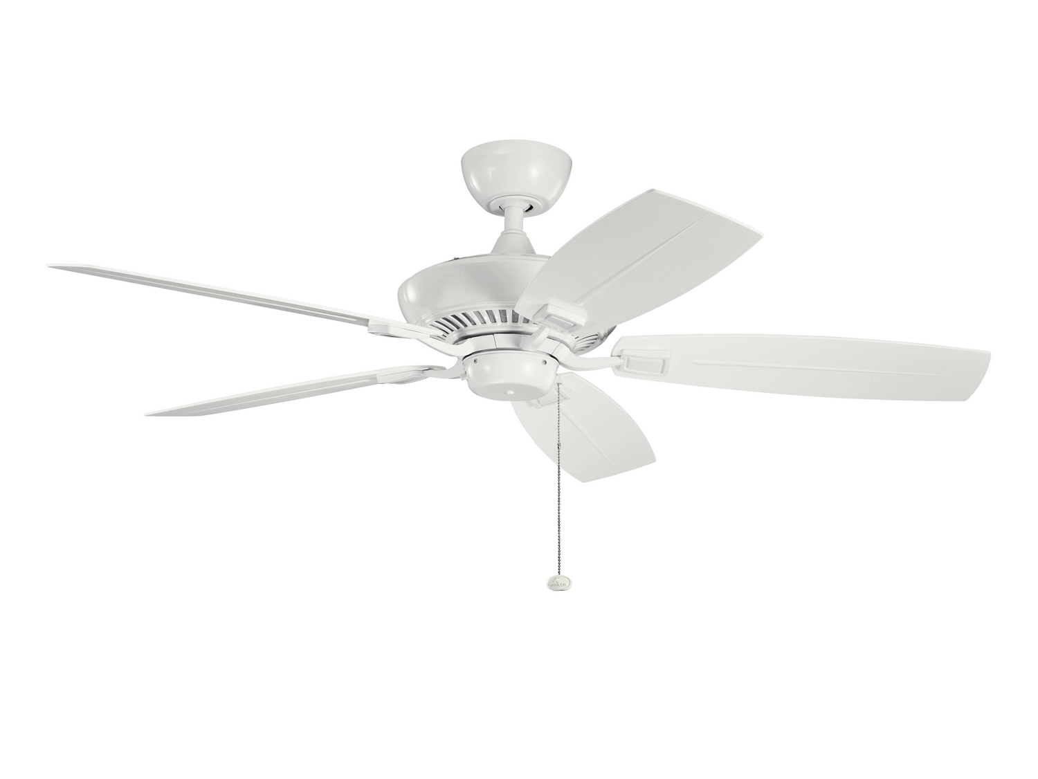 52 inchCeiling Fan from the Canfield Patio collection by Kichler 310192WH