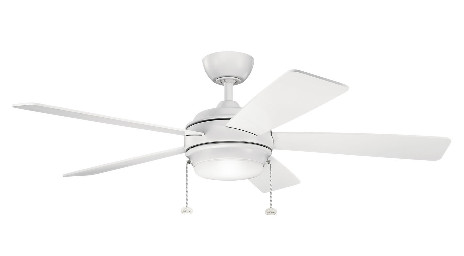 52 inchCeiling Fan from the Starkk collection by Kichler 300173MWH