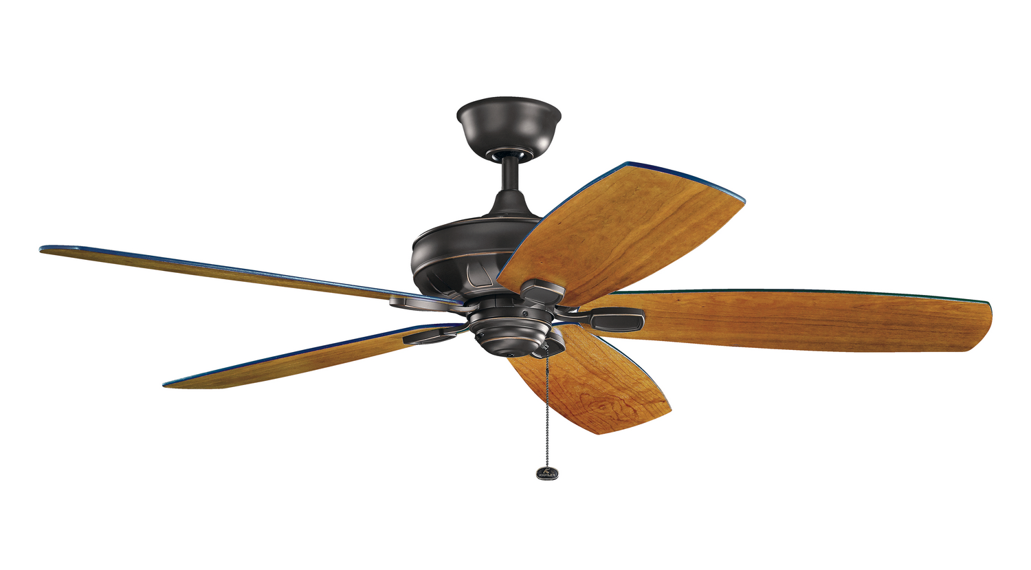 60 inchCeiling Fan from the Ashbyrn collection by Kichler 300269OZ