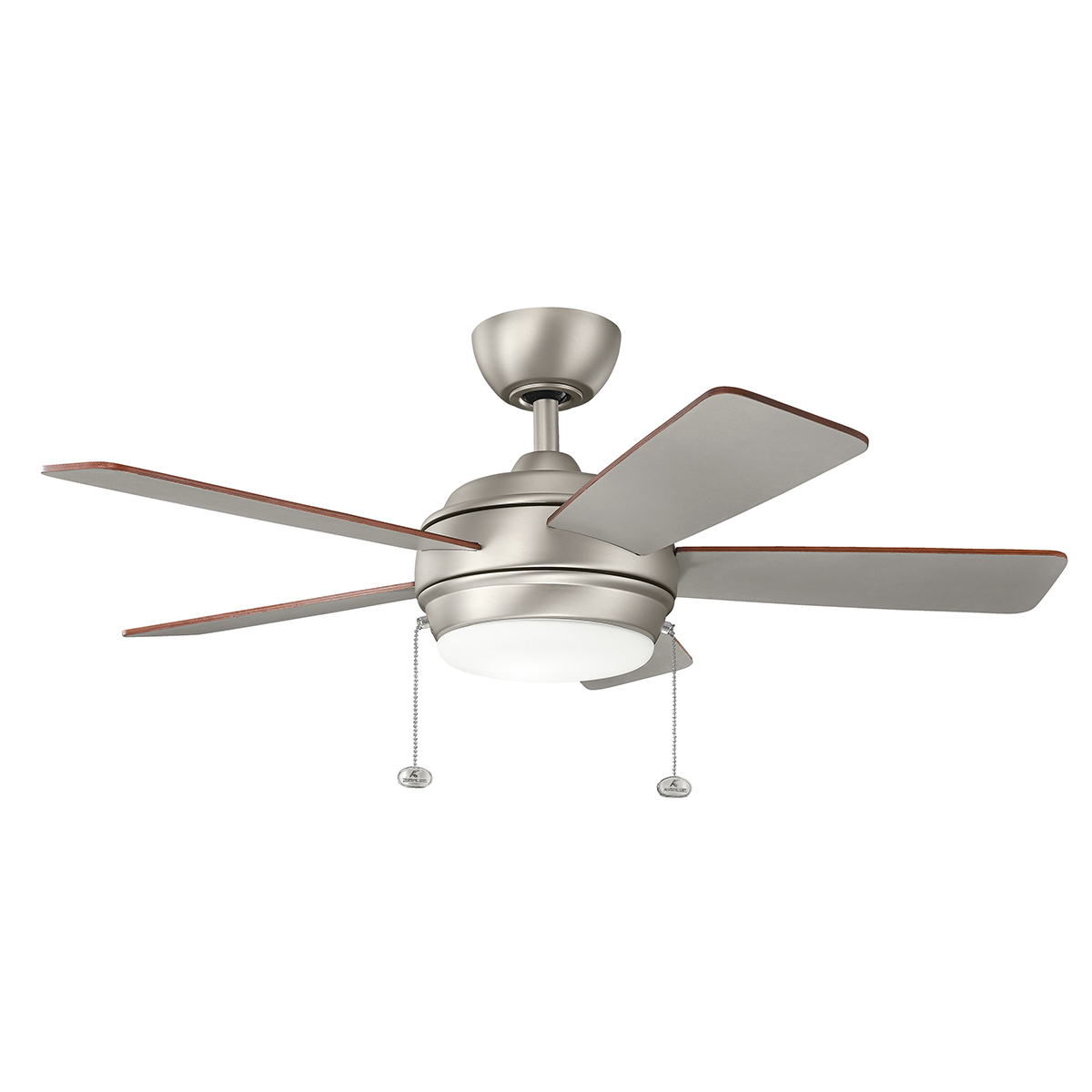 42 inchCeiling Fan from the Starkk collection by Kichler 330171NI
