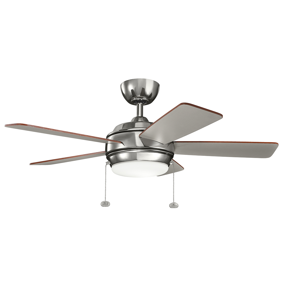 42 inchCeiling Fan from the Starkk collection by Kichler 330171PN