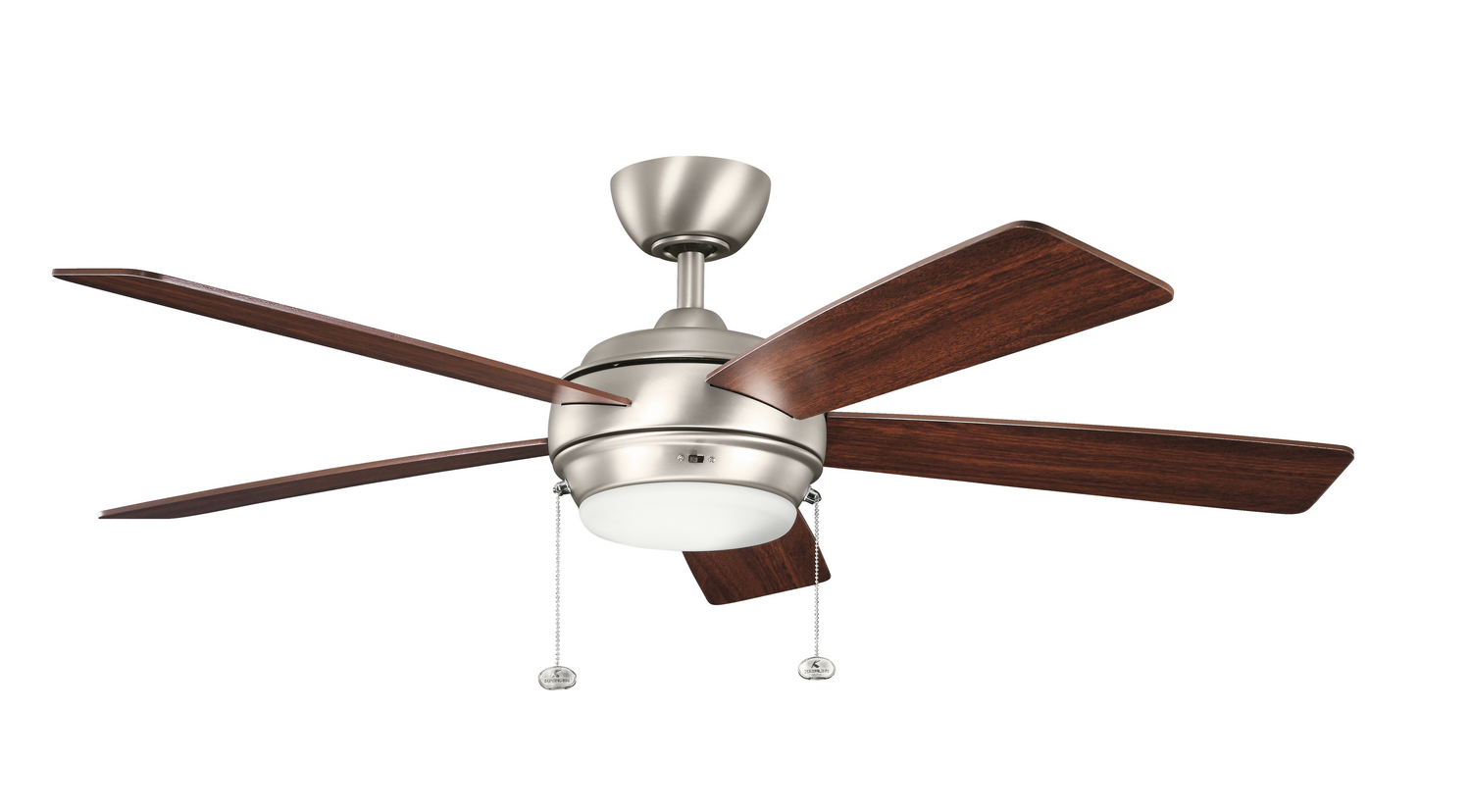 52 inchCeiling Fan from the Starkk collection by Kichler 330174NI