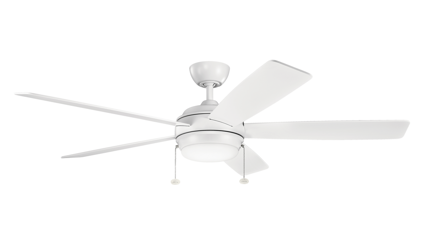 60 inchCeiling Fan from the Starkk collection by Kichler 330180MWH