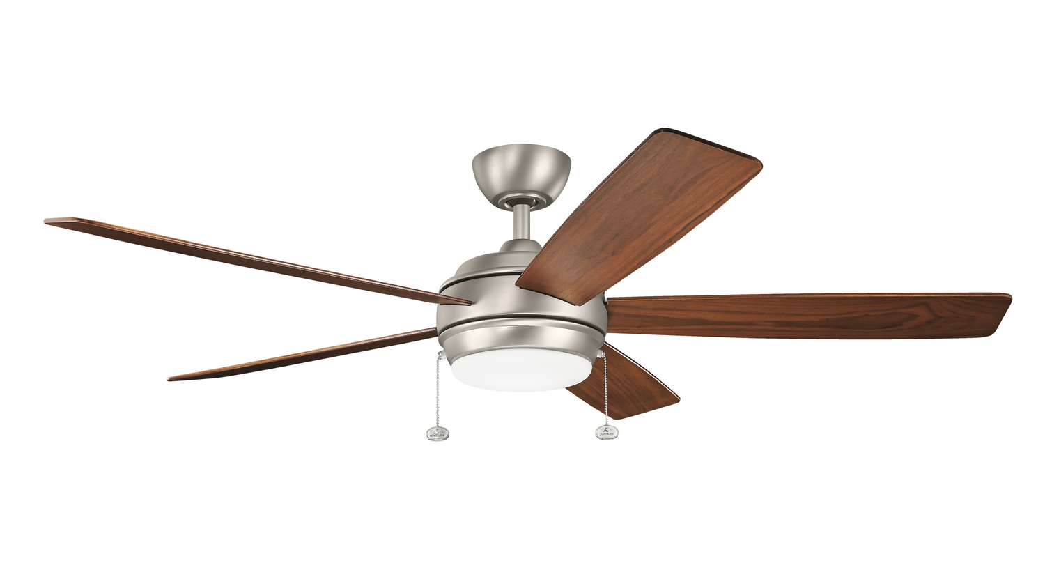 60 inchCeiling Fan from the Starkk collection by Kichler 330180NI