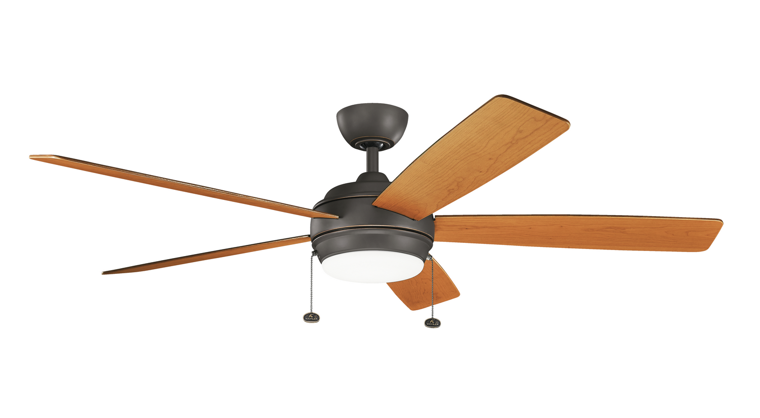 60 inchCeiling Fan from the Starkk collection by Kichler 330180OZ