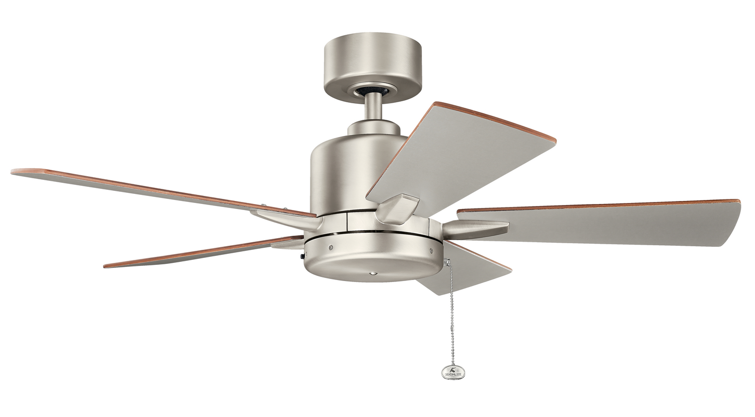 42 inchCeiling Fan from the Bowen collection by Kichler 330241NI