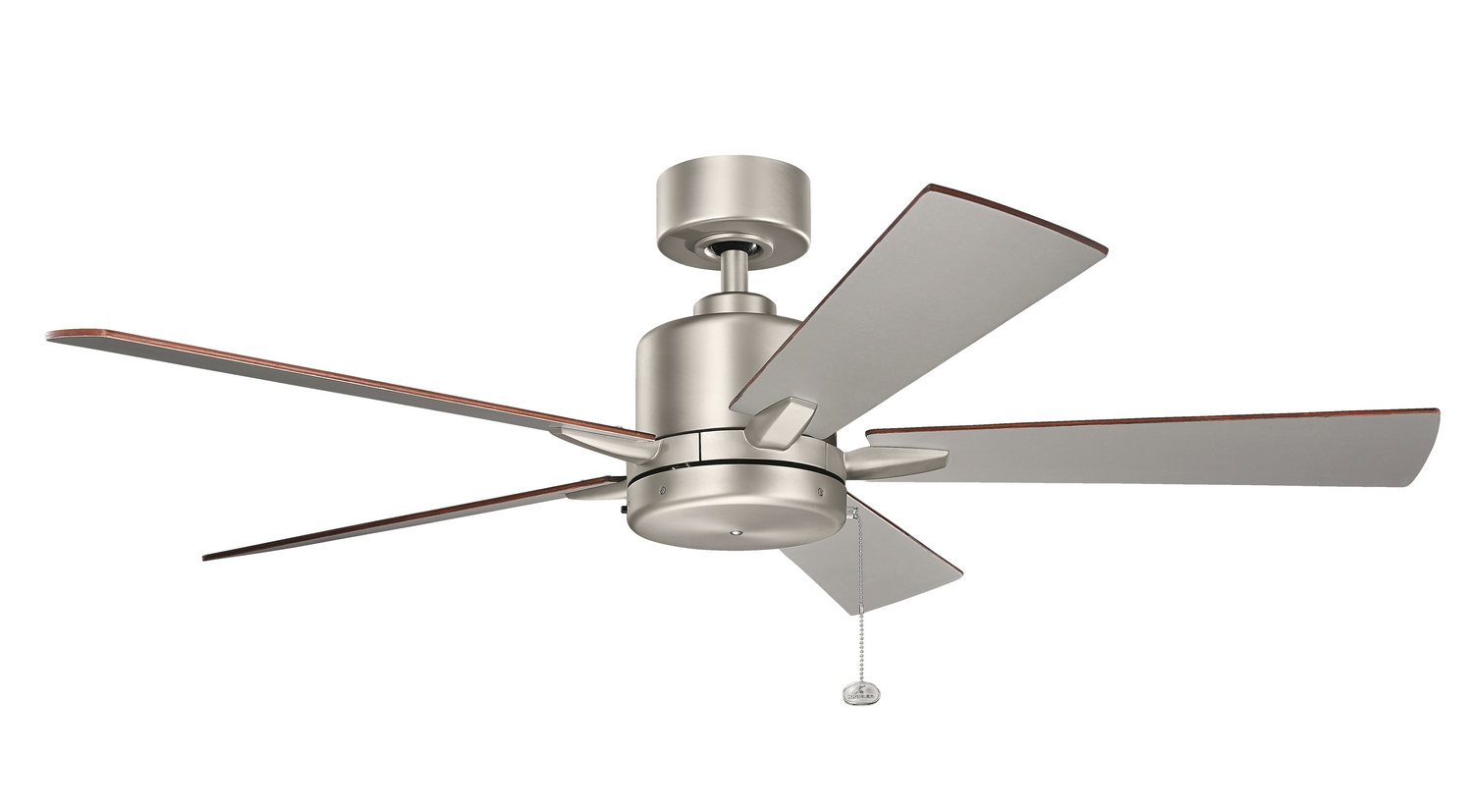 52 inchCeiling Fan from the Bowen collection by Kichler 330242NI
