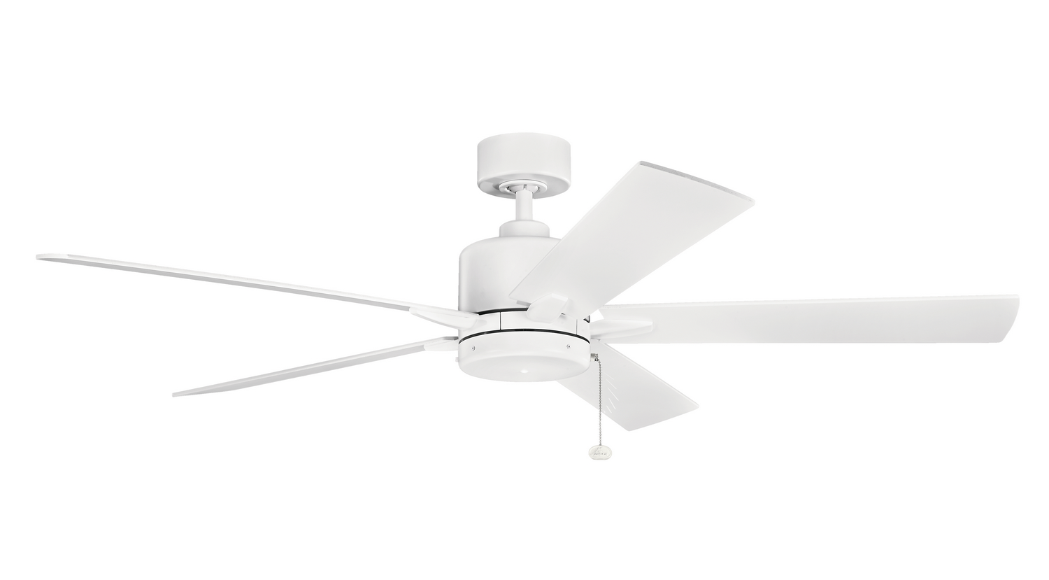 60 inchCeiling Fan from the Bowen collection by Kichler 330243MWH