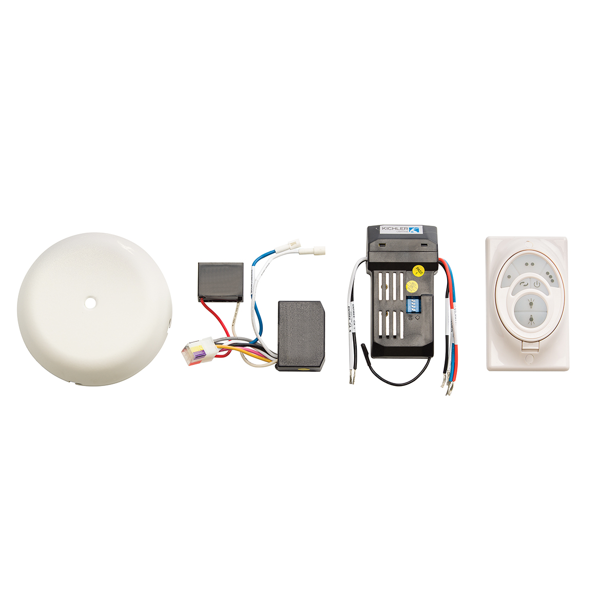 CoolTouch Control System R200 from the Accessory collection by Kichler 3R200MWH